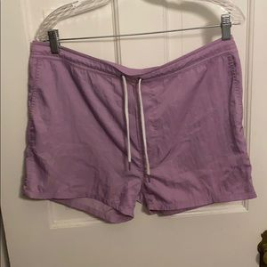 Urban Outfitters BDG Nylon Shorts